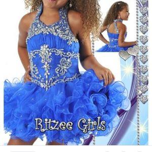 Ritzee Girl Pageant Dress B316